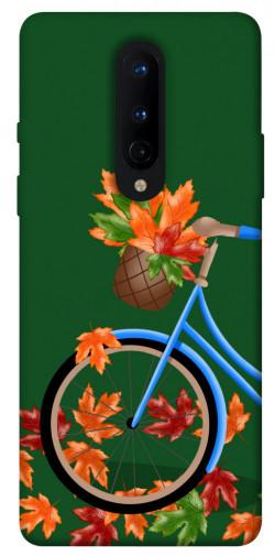 Чехол itsPrint Осенняя прогулка для OnePlus 8