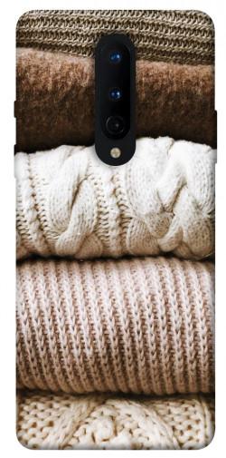 Чехол itsPrint Knitted aesthetics для OnePlus 8