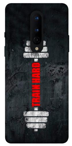 Чехол itsPrint Train hard для OnePlus 8