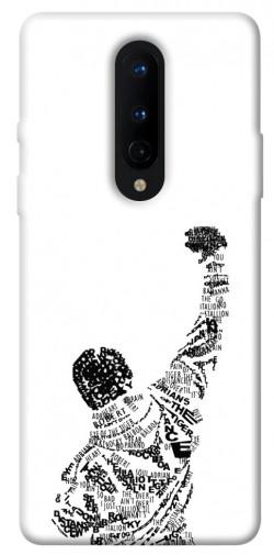 Чехол itsPrint Rocky man для OnePlus 8