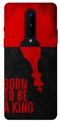 Чехол itsPrint Born to be a king для OnePlus 8