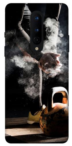 Чехол itsPrint Пауэрлифтер для OnePlus 8