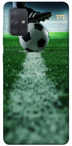 Чехол itsPrint Футболист для Samsung Galaxy A71
