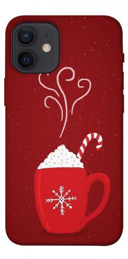 "Чехол iPrint Согревающий напиток для Apple iPhone 12 mini (5.4"")"