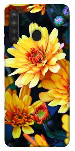 Чехол itsPrint Yellow petals для Samsung Galaxy A21