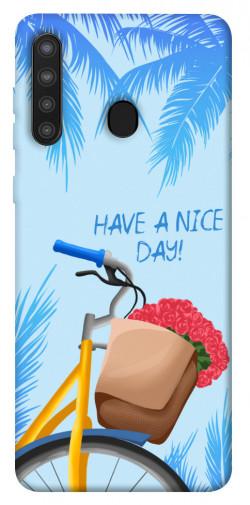 Чехол itsPrint Have a nice day для Samsung Galaxy A21