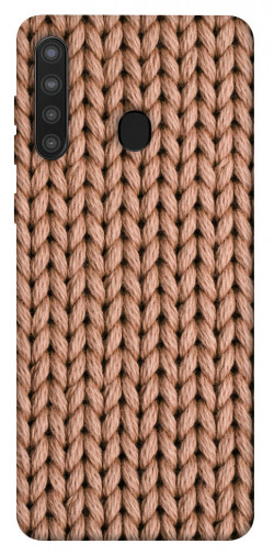 Чехол itsPrint Knitted texture для Samsung Galaxy A21