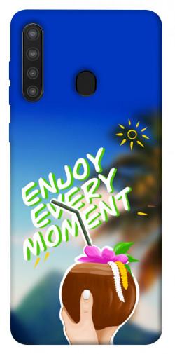 Чехол itsPrint Enjoy moment для Samsung Galaxy A21