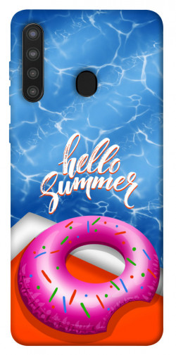 Чехол itsPrint Hello summer для Samsung Galaxy A21