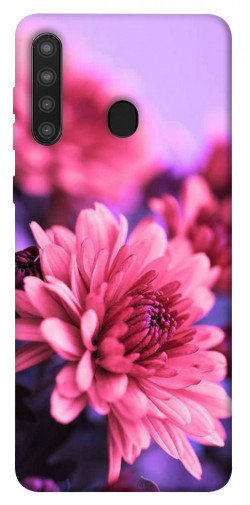 Чехол itsPrint Нежная хризантема для Samsung Galaxy A21