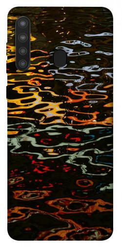 Чехол itsPrint Красочные блики для Samsung Galaxy A21