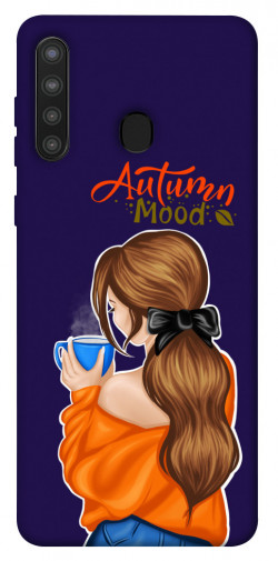 Чехол itsPrint Autumn mood для Samsung Galaxy A21