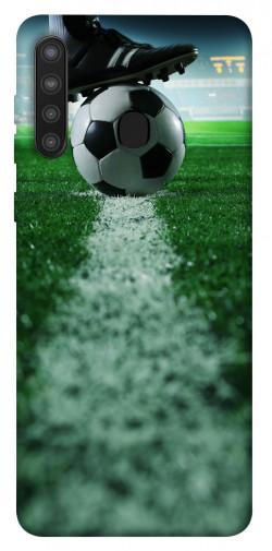 Чехол itsPrint Футболист для Samsung Galaxy A21