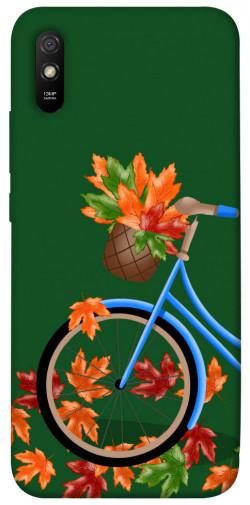 Чехол itsPrint Осенняя прогулка для Xiaomi Redmi 9A