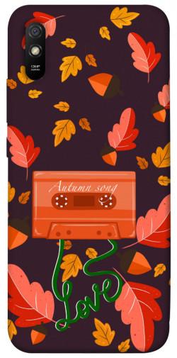 Чехол itsPrint Autumn sound для Xiaomi Redmi 9A