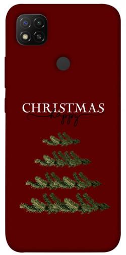 Чехол iPrint Счастливого Рождества для Xiaomi Redmi 9C