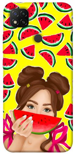 Чехол itsPrint Watermelon girl для Xiaomi Redmi 9C