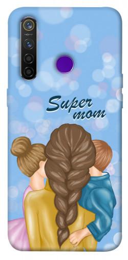 Чехол itsPrint Super mommy для Realme 5 Pro