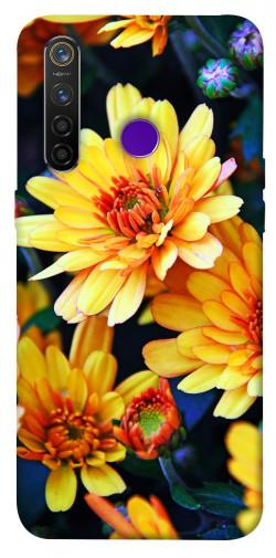 Чехол itsPrint Yellow petals для Realme 5 Pro