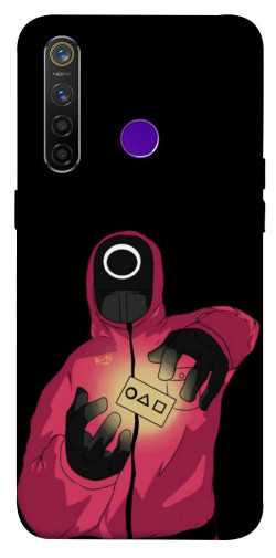 Чехол itsPrint Squid Game picture 9 для Realme 5 Pro