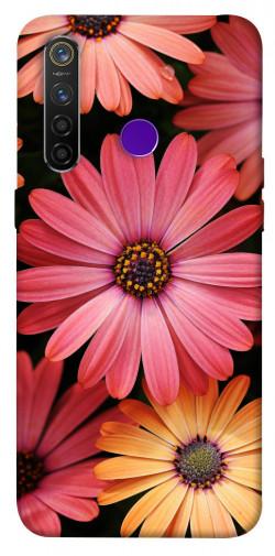 Чехол itsPrint Осенние цветы для Realme 5 Pro