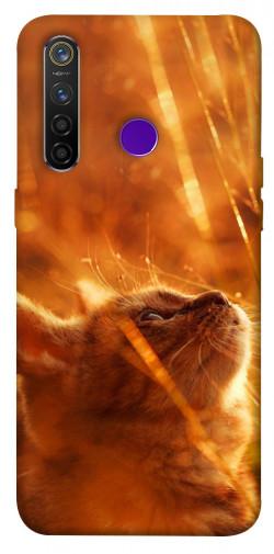 Чехол itsPrint Magic cat для Realme 5 Pro