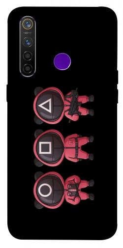 Чехол itsPrint Squid Game picture 6 для Realme 5 Pro