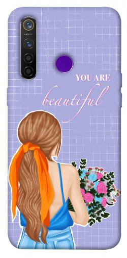 Чехол itsPrint You are beautiful для Realme 5 Pro