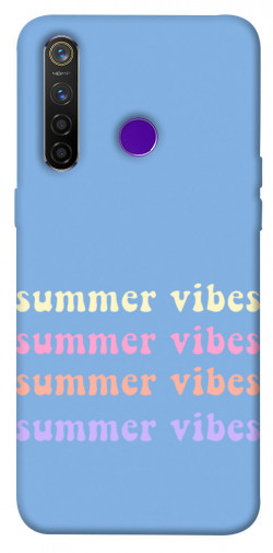 Чехол itsPrint Summer vibes для Realme 5 Pro