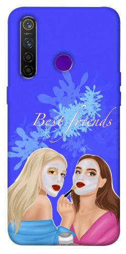 Чехол itsPrint Best friends для Realme 5 Pro