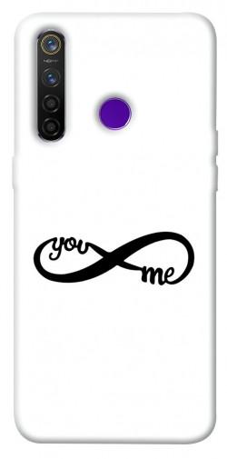 Чехол iPrint You&me для Realme 5 Pro