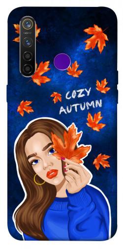 Чехол itsPrint Cozy autumn для Realme 5 Pro