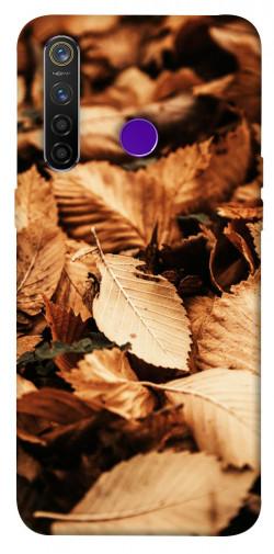 Чехол itsPrint Опавшая листва для Realme 5 Pro