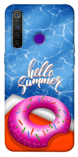 Чехол itsPrint Hello summer для Realme 5 Pro