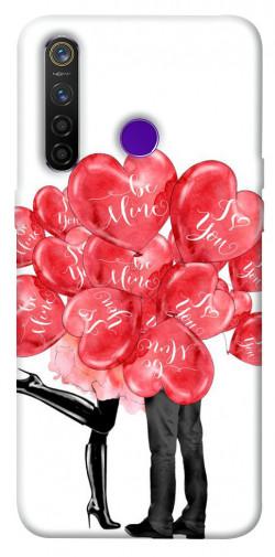 Чехол iPrint Шарики для Realme 5 Pro