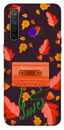 Чехол itsPrint Autumn sound для Realme 5 Pro