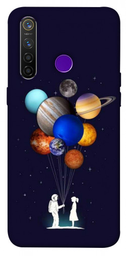 Чехол iPrint Галактика для Realme 5 Pro