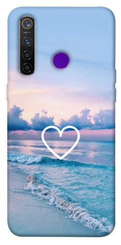 Чехол itsPrint Summer heart для Realme 5 Pro
