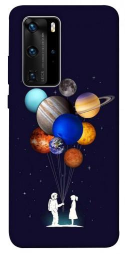 Чехол iPrint Галактика для Huawei P40 Pro
