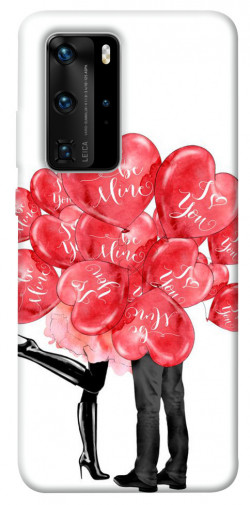 Чехол iPrint Шарики для Huawei P40 Pro