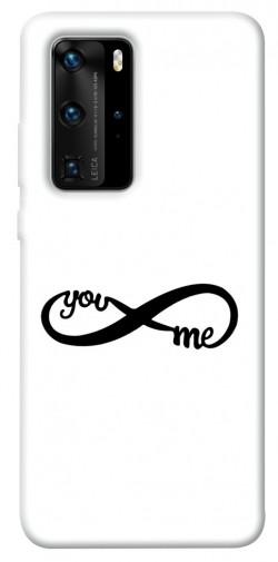 Чехол iPrint You&me для Huawei P40 Pro