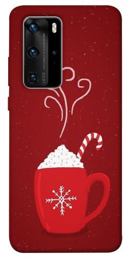 Чехол iPrint Согревающий напиток для Huawei P40 Pro