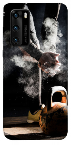 Чехол itsPrint Пауэрлифтер для Huawei P40