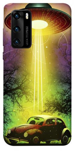Чехол itsPrint НЛО для Huawei P40