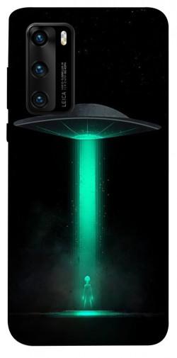 Чехол itsPrint Марсианин для Huawei P40