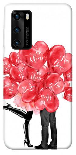 Чехол iPrint Шарики для Huawei P40