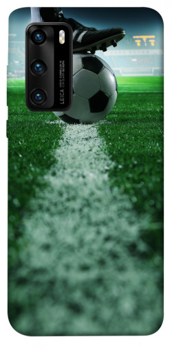 Чехол itsPrint Футболист для Huawei P40