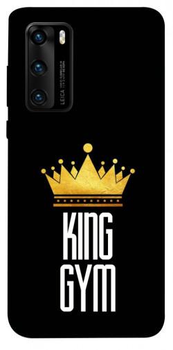 Чехол itsPrint King gym для Huawei P40