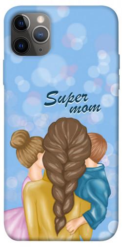 "Чехол itsPrint Super mommy для Apple iPhone 12 Pro (6.1"")"