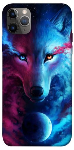 """Чехол itsPrint Небесная волчица для Apple iPhone 12 Pro (6.1"""")"""